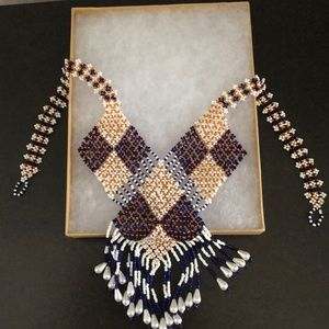 Alaskan tribal/Indian necklace